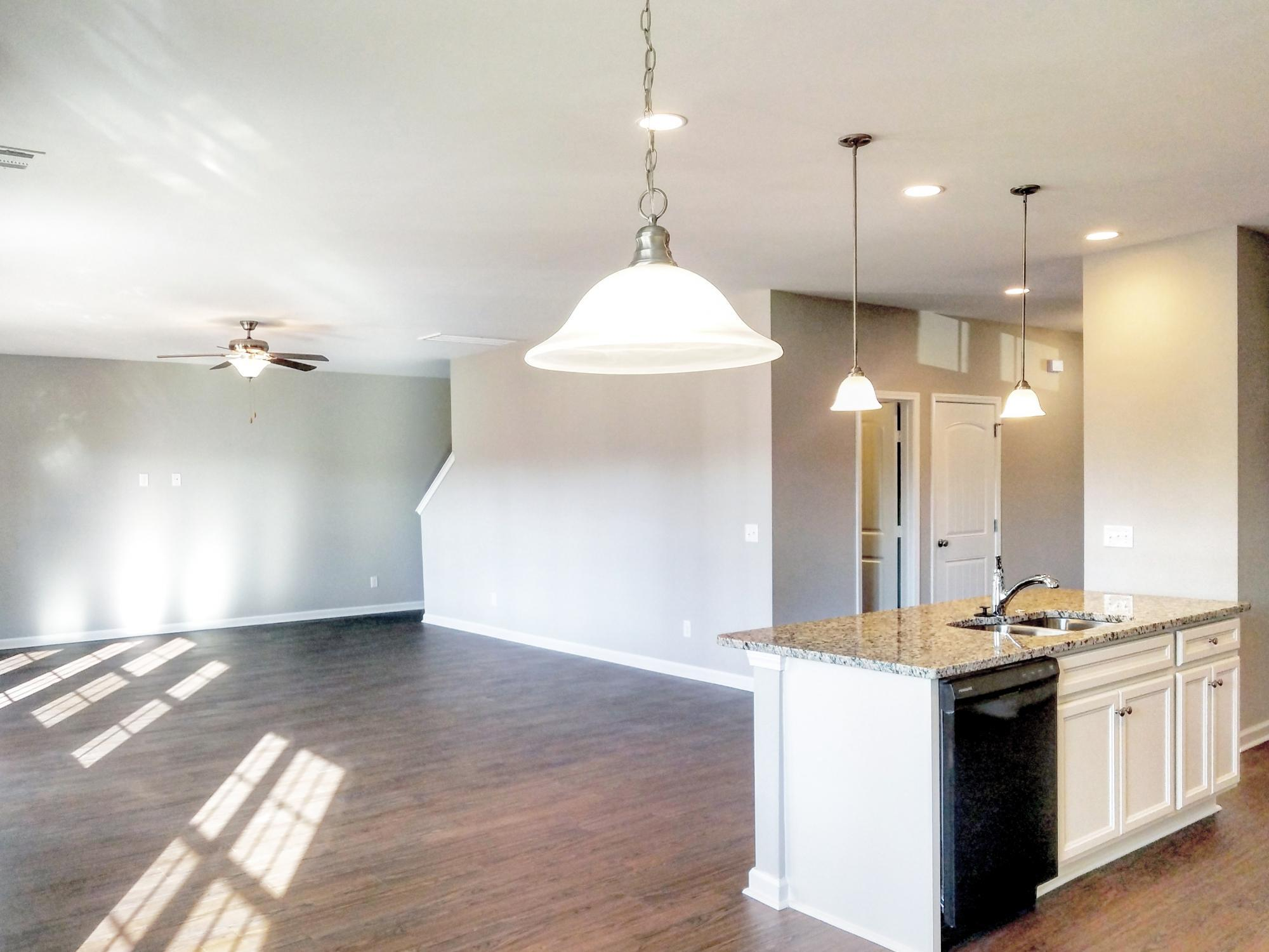 Kitchen featured in the Jasper By Konter Quality Homes in Savannah, GA