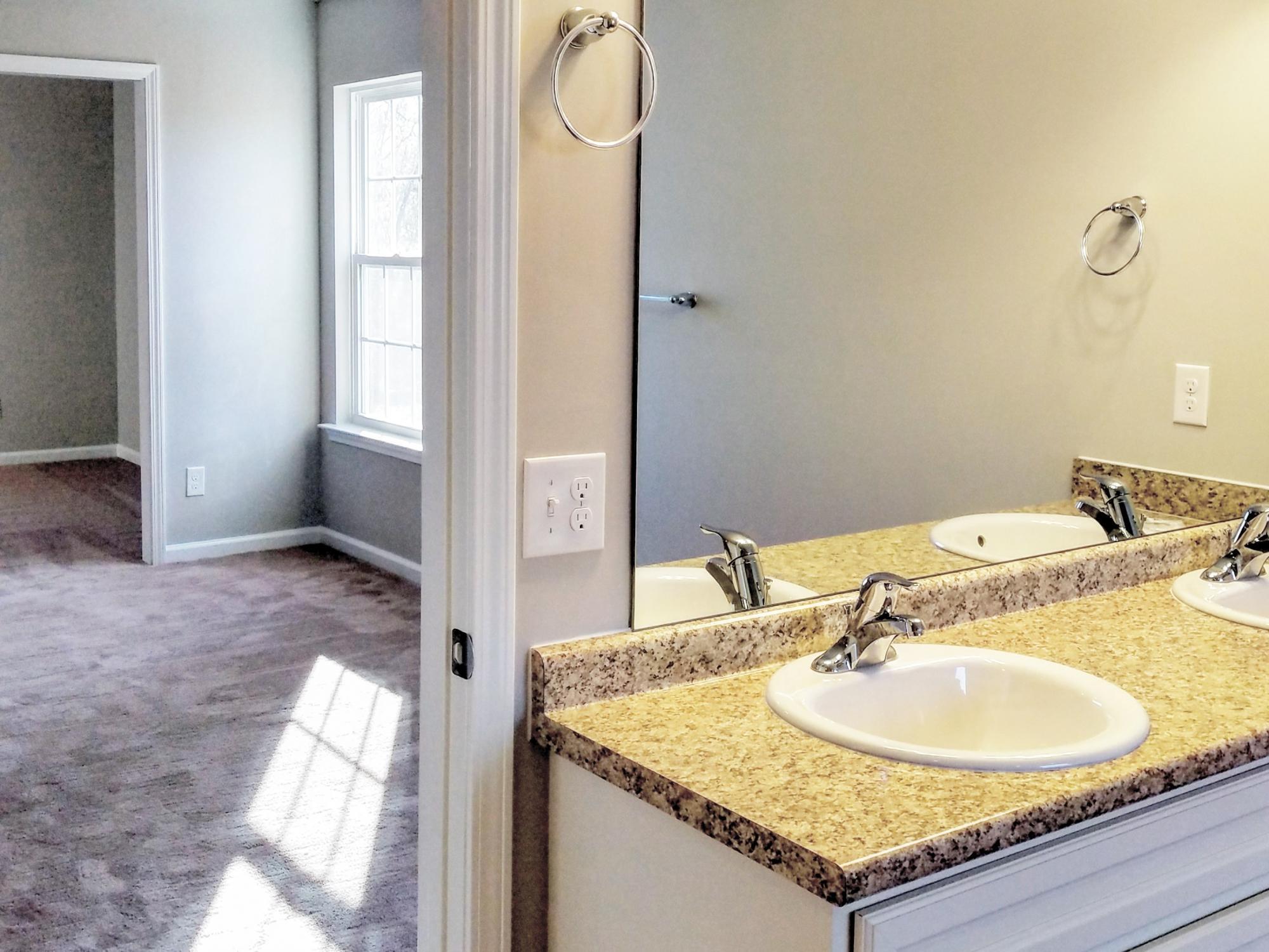 Bathroom featured in the Jasper By Konter Quality Homes in Savannah, GA