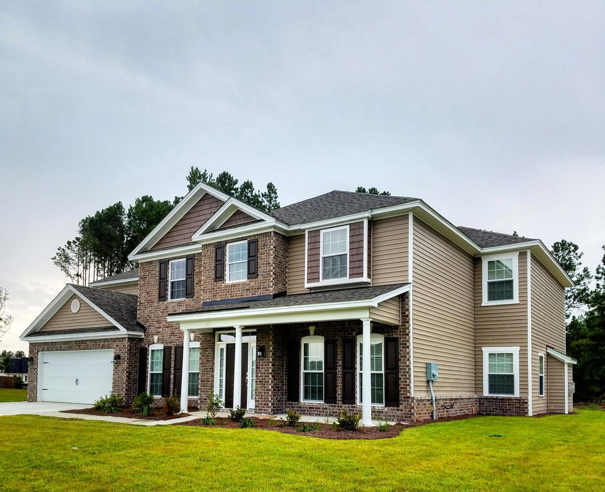 Exterior featured in the Oglethorpe By Konter Quality Homes in Savannah, GA