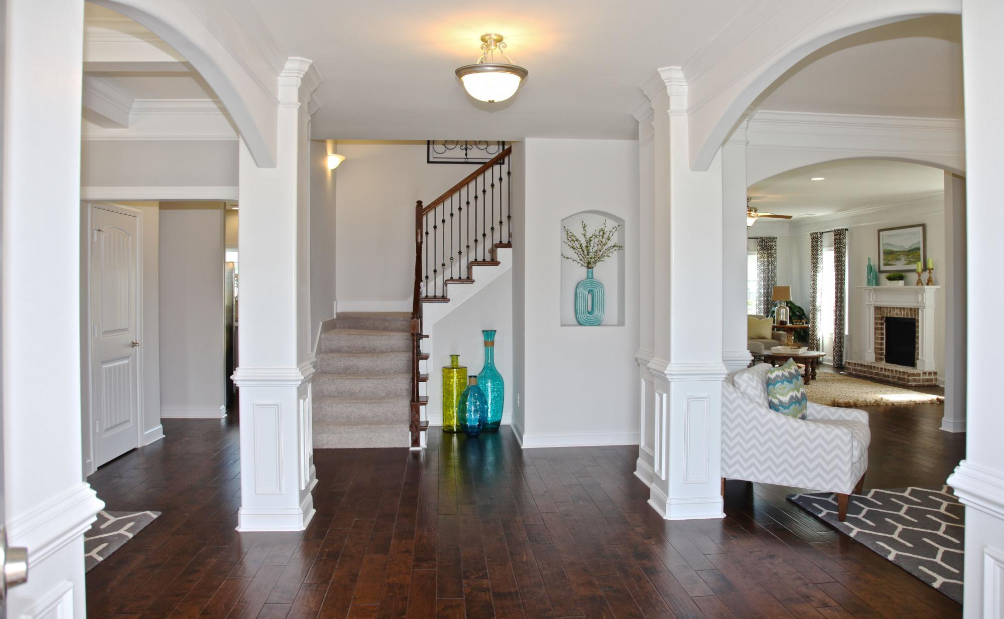 Living Area featured in the Oglethorpe By Konter Quality Homes in Savannah, GA