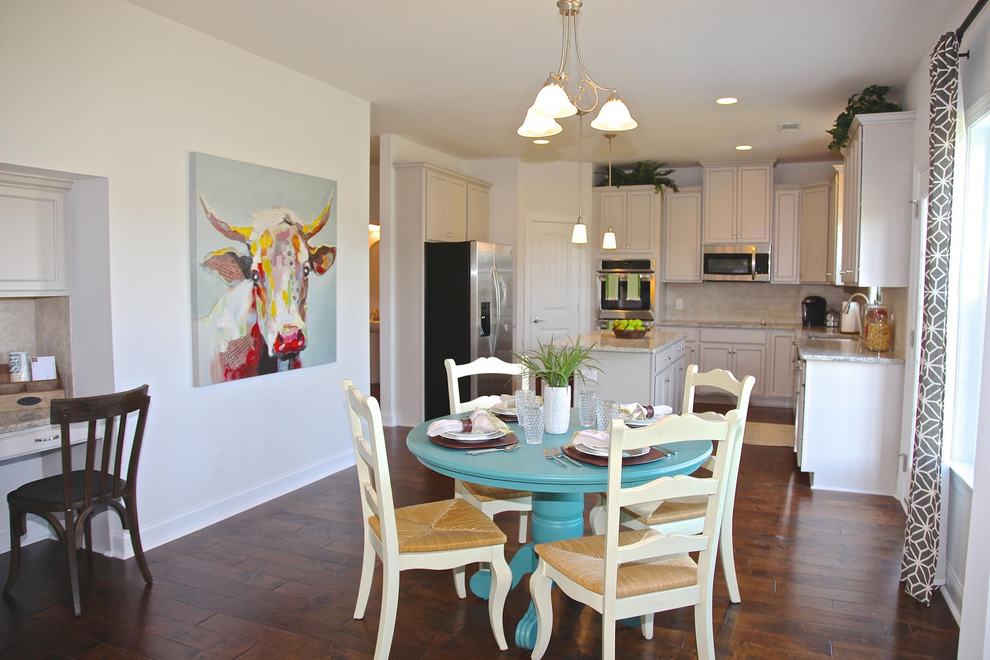 Kitchen featured in the Oglethorpe By Konter Quality Homes in Savannah, GA