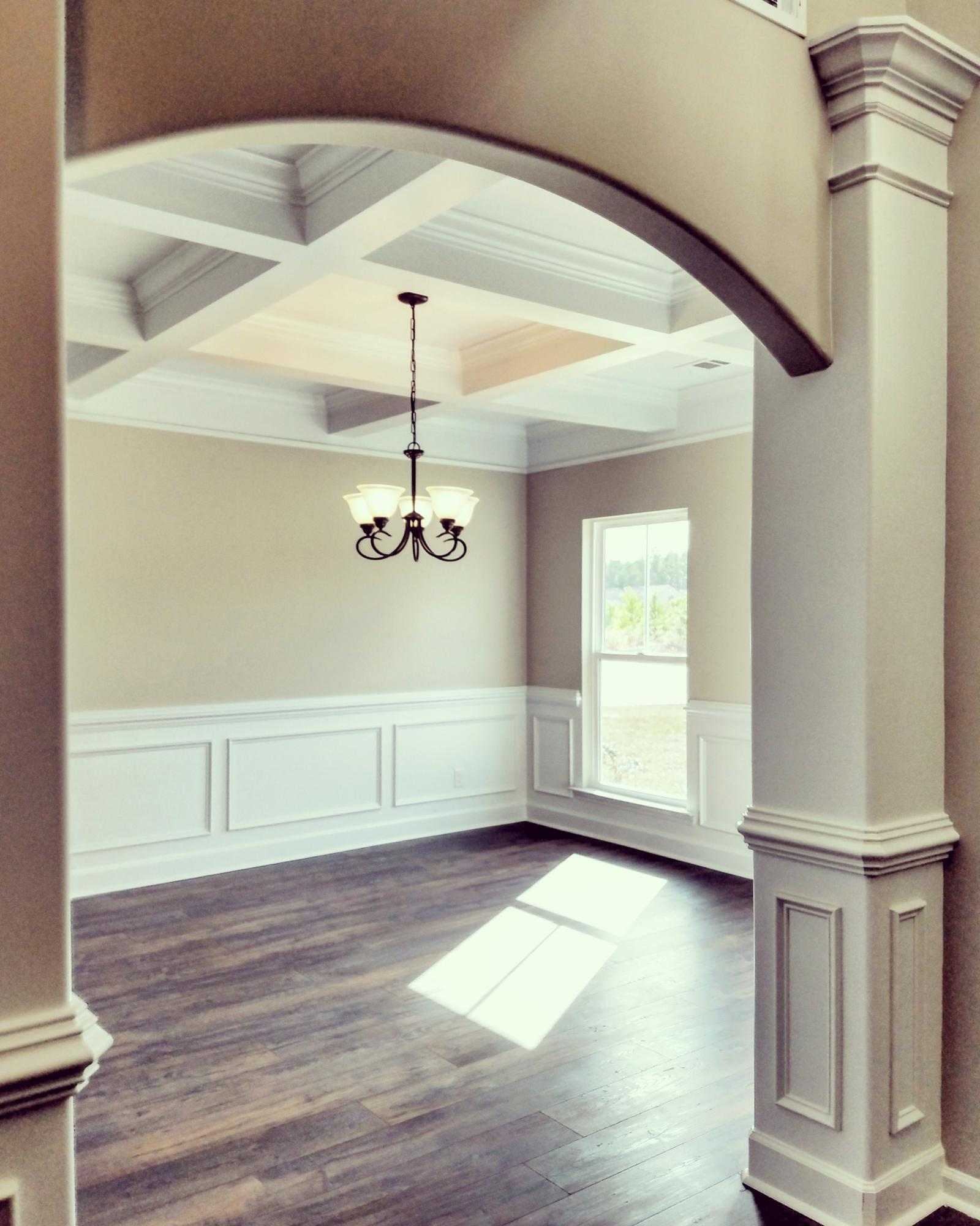 Living Area featured in the Crawford By Konter Quality Homes in Savannah, GA