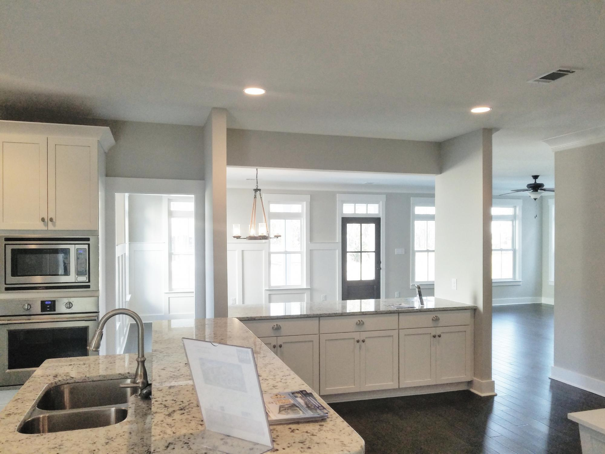 Kitchen featured in the Kiawah By Konter Quality Homes in Savannah, GA