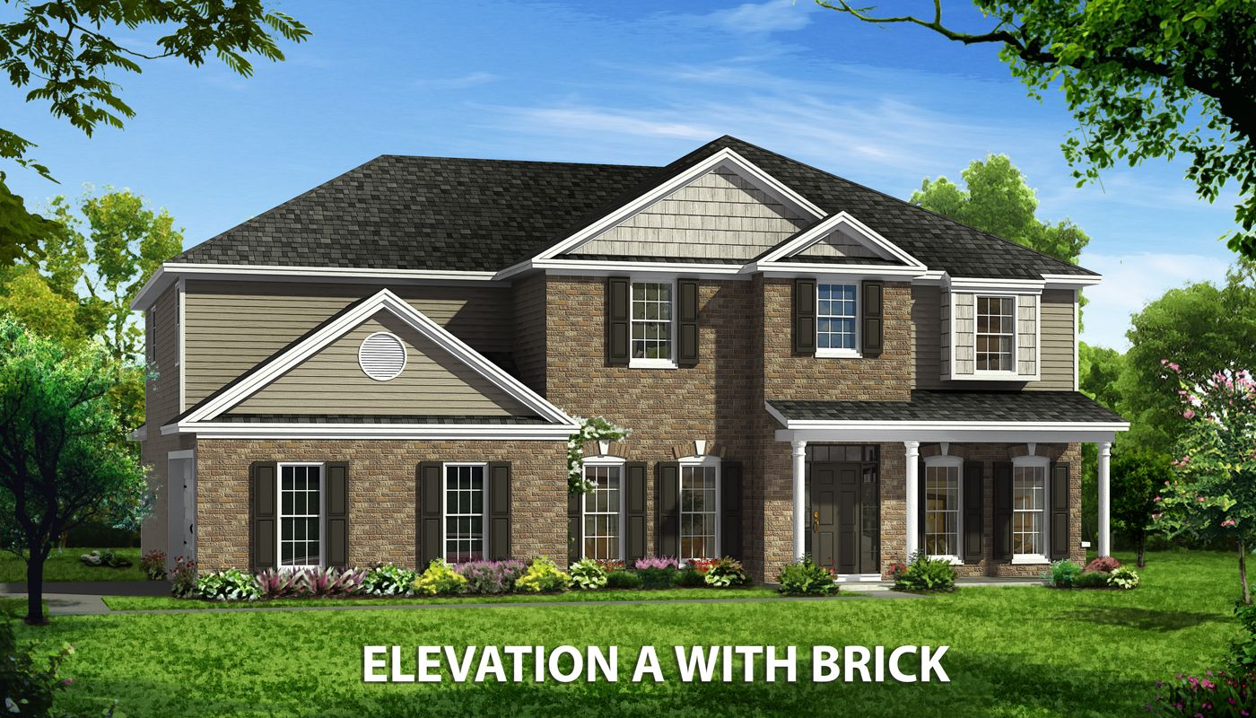 Exterior featured in the Oglethorpe SE By Konter Quality Homes in Savannah, GA
