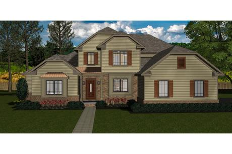 Holcomb Ferry-Design-at-Kraus Design Build-in-Lake Orion