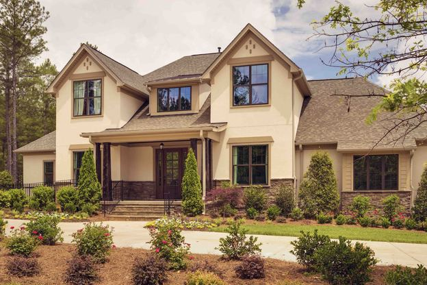 Terrata Homes at Riverchase Estates:The Sterling