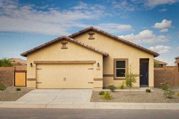 LGI Homes at Magma Ranch:The Taos