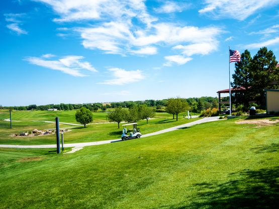 LGI Homes at Spring Valley Ranch:Championship Golf Course