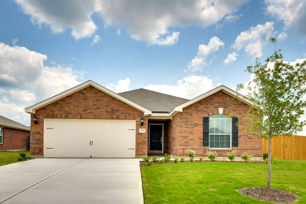 Sabine Plan Iowa Colony Texas 77583 Sabine Plan at Sterling – Lgi Homes Sabine Floor Plan