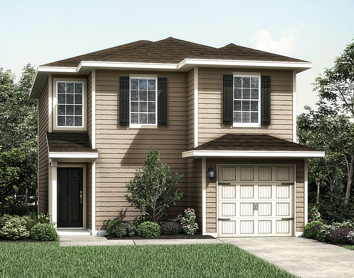 The Ash by LGI Homes:Charming 2 Story in the Perfect Neighborhood!