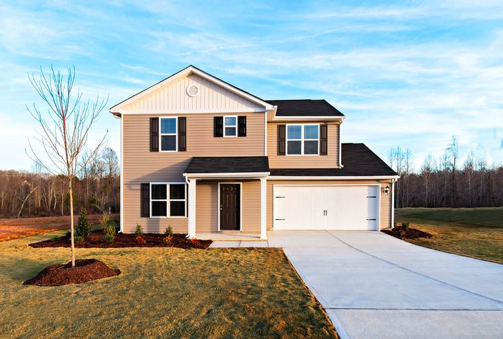 The Anson II by LGI Homes:Beautiful 3 bed/2.5 bath home available for quick move-in