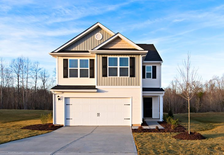 The Burke by LGI Homes:The Burke at Bedford Hills by LGI Homes