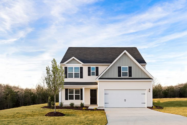 The Hartford by LGI Homes:Gorgeous 4 bed/2.5 bath home available for quick move-in