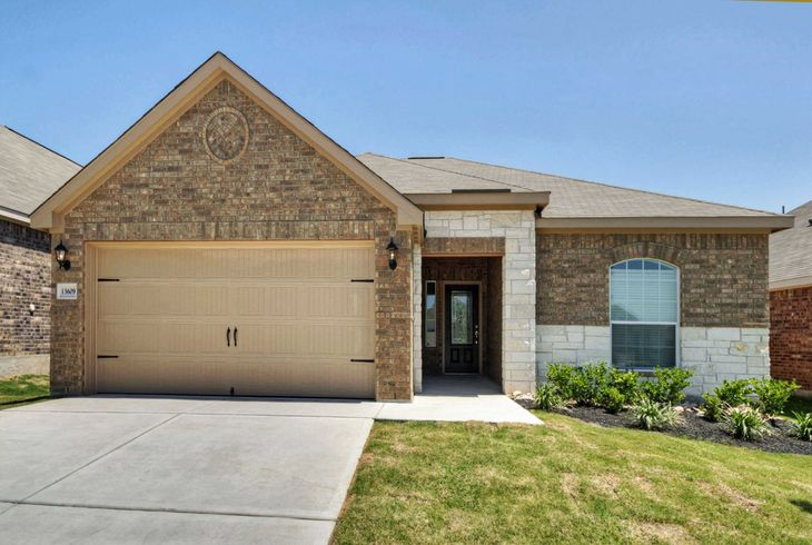 The St. Clair by LGI Homes:Gorgeous One Story Home!