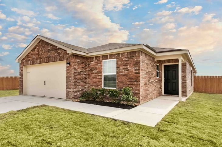 The Pecos by LGI Homes:Beautiful 4 Bedroom, 2 Bath One Story Home in a GREAT LOCATION!