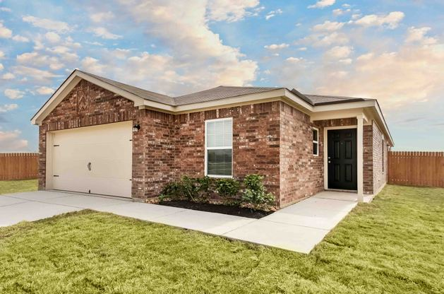 Pecos Plan Liberty Hill Texas 78642 Pecos Plan at Liberty Parke – Continental Homes Of Texas Floor Plans