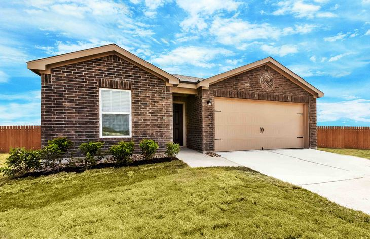 The Trinity by LGI Homes:Beautiful One Story Home in Liberty Parke!