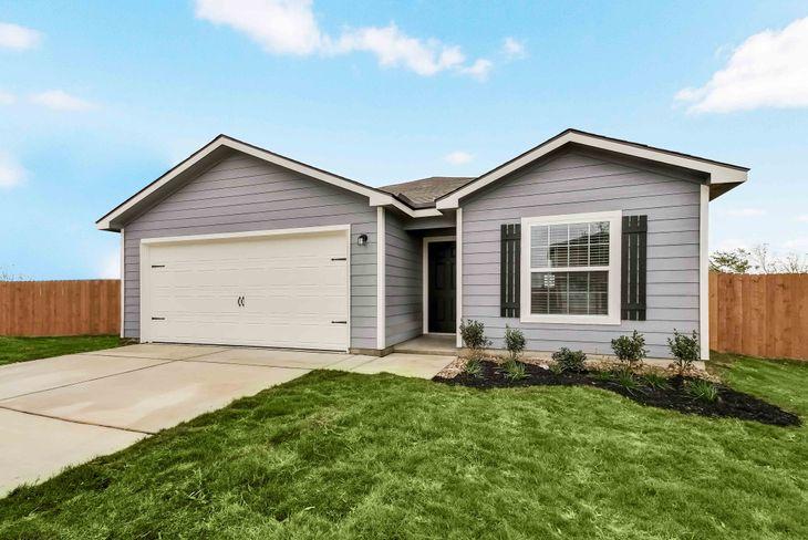 The Maple by LGI Homes:LGI Homes - Maple plan