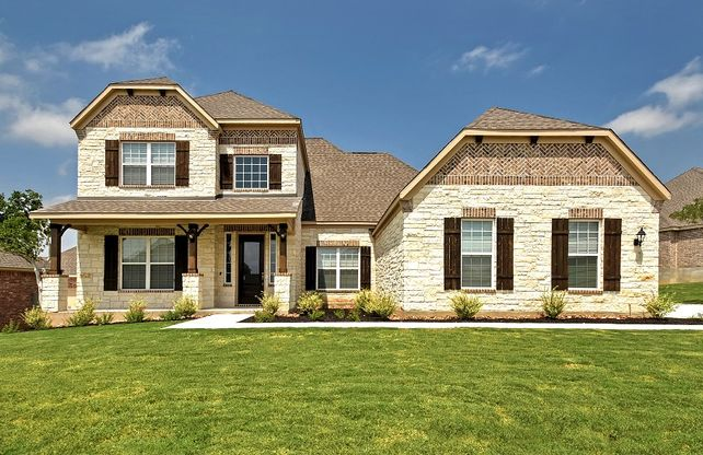 The Gehrig by Terrata Homes:Spacious two-story 4br, 3.5 ba home
