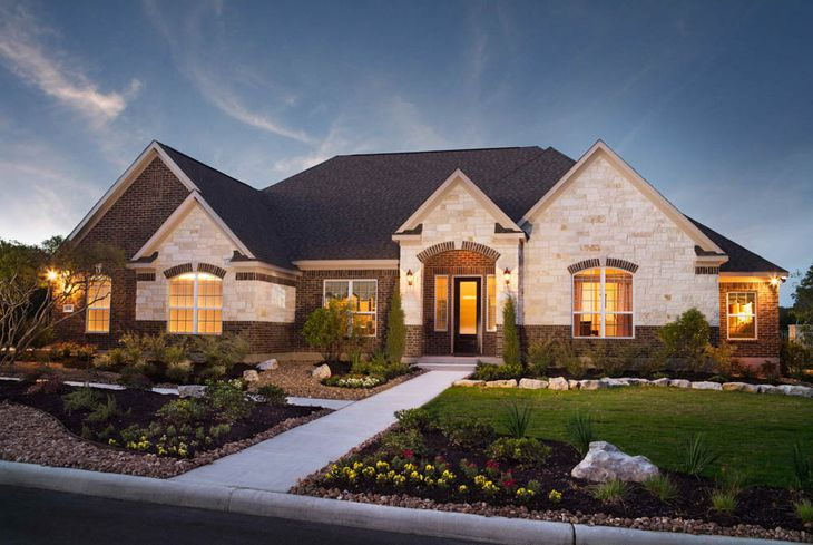 The Mantle by Terrata Homes:The Woodlands