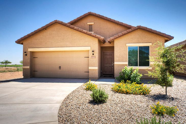 LGI Homes at Magma Ranch:The Bisbee is now available at Magma Ranch!