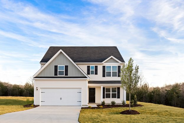 Paw Creek Village in Charlotte NC New Homes Floor Plans by LGI Homes – Lgi Homes Floor Plans