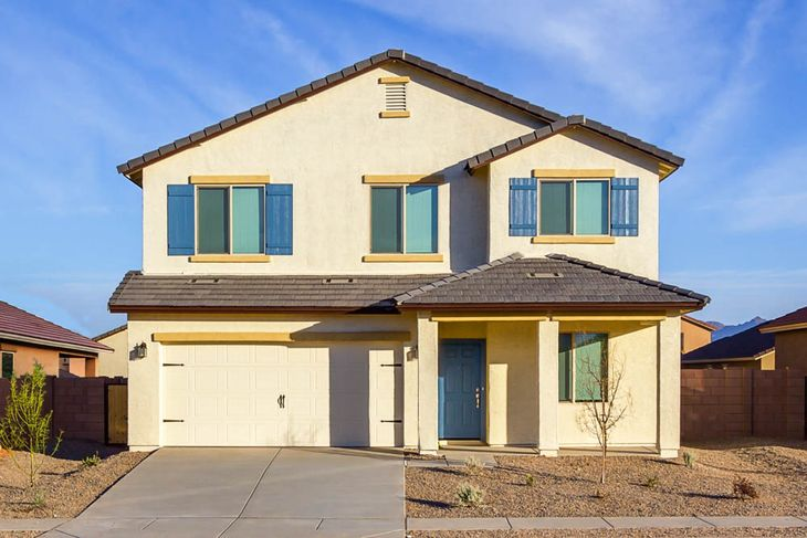 LGI Homes at Magma Ranch:The Cimarron