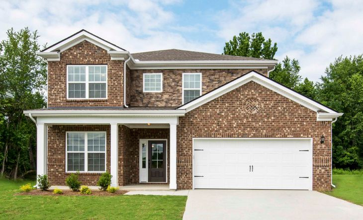 The Jasper by LGI Homes:5 bed/2.5 bath home available at Cumberland Place North