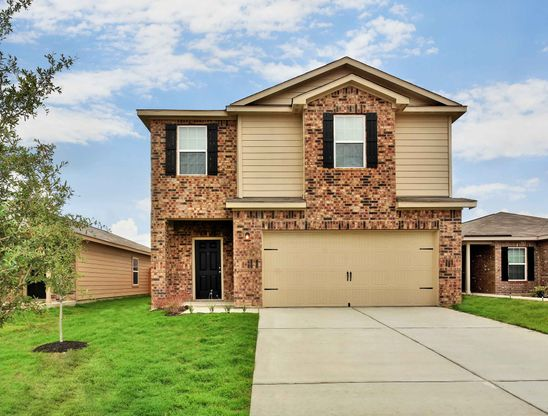The Osage by LGI Homes:Spacious, 2-Story Home in Bunton Creek Village!