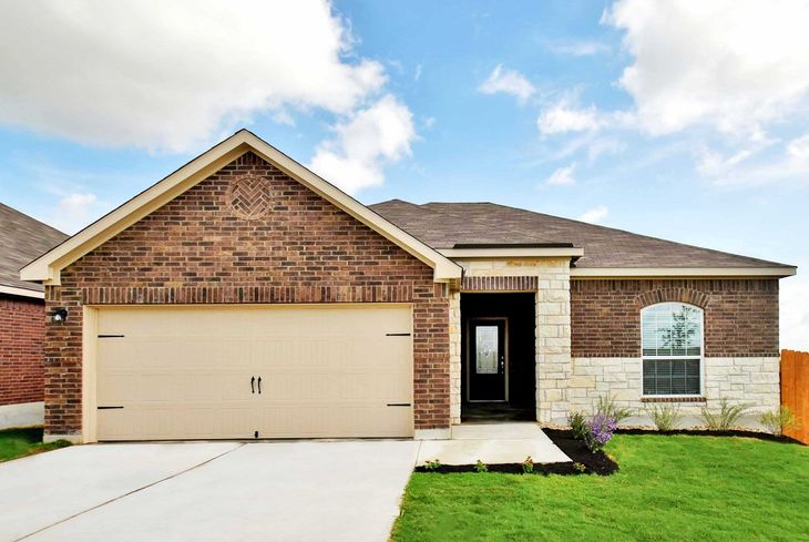 The St. Clair by LGI Homes - Now at Presidential Glen!:Gorgeous One Story Home with several upgrades included.