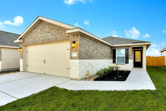 The Pecan by LGI Homes:Charming Stone and Brick One-Story Home in beautiful Presidential Glen community!