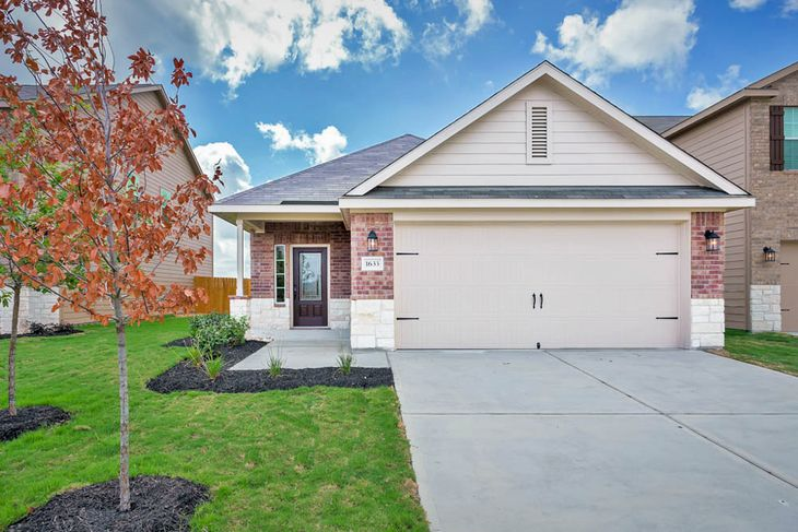 The Dogwood by LGI Homes:Gorgeous One Story Home - Available in Presidential Glen!