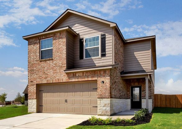 The Mesquite by LGI Homes:A beautiful, two-story home with tons of upgrades!