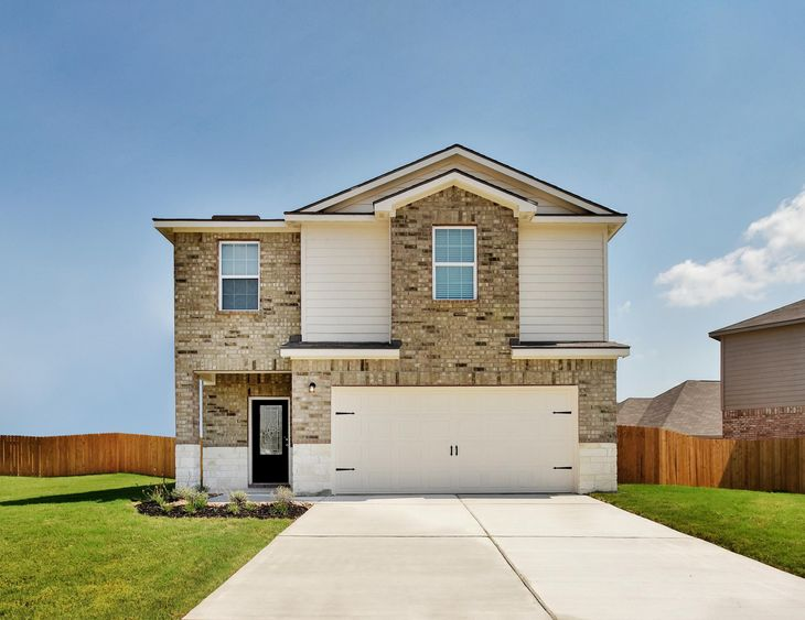 The Osage by LGI Homes:A beautiful two story home located in the desirable neighborhood of Presidential Glen