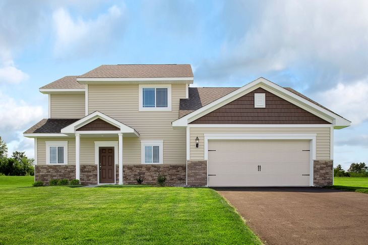 The Harriet Plan - LGI Homes:The Harriet Plan - LGI Homes