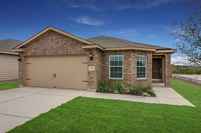Pecos Plan - LGI Homes:Pecos Plan - LGI Homes