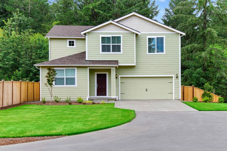 LGI Homes at Deschutes River Highlands:The Mercer