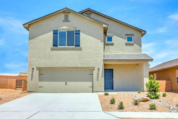 LGI Homes at Desert Sands:The Snowflake