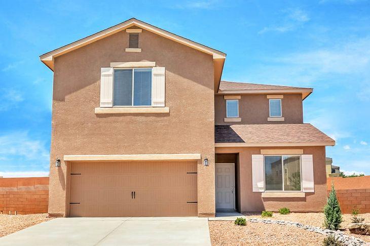 LGI Homes at Desert Sands:The Winslow