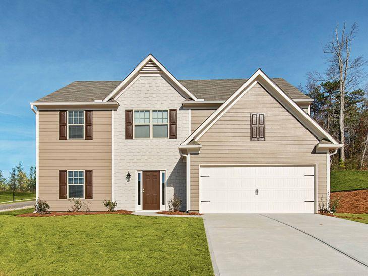 The Jackson - LGI Homes:The Jackson - LGI Homes