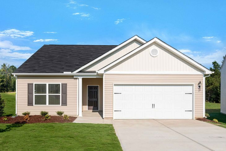The Alamance by LGI Homes:3 bed/2 bath home available at Bedford Hills