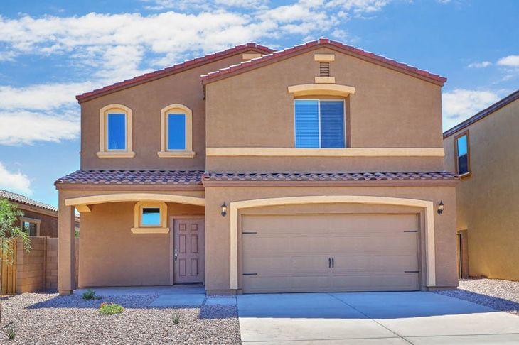 LGI Homes at Rancho Mirage:The Snowflake
