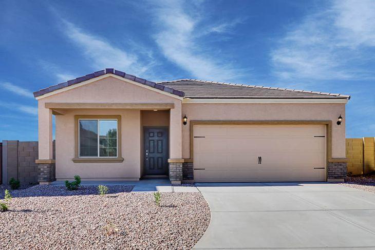 LGI Homes at Rancho Mirage:The Bisbee