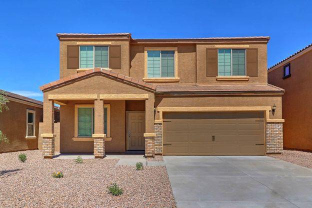 LGI Homes at Rancho Mirage:The Cimarron