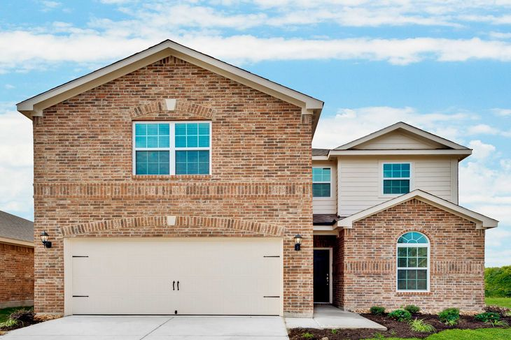 The Driftwood by LGI Homes:The Driftwood is a spacious two-story, 5 bedroom home within the community of North Pointe Crossing.