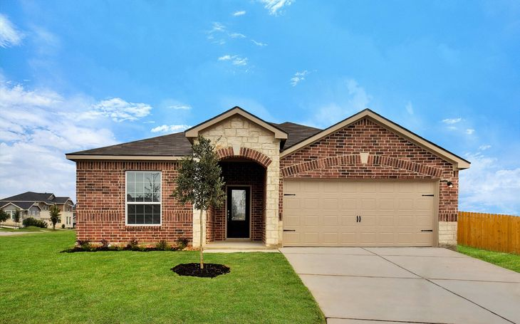 The Crockett by LGI Homes:A beautiful one-story home includes many upgrades you are looking for!