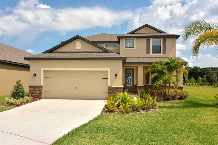 LGI Homes at Crestridge:The Palm Beach