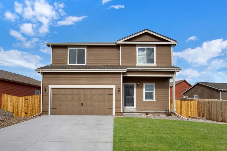 The Yale by LGI Homes:Spacious 3 bedroom home with over $10,000 in upgrades!