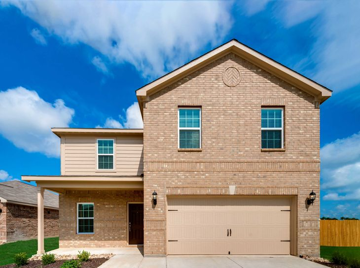 The Higgins at Park Trails:Visit LGI Homes' newest community in the DFW area, Park Trails to tour this beautiful home!