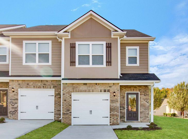 The Cottages of Lake Forest by LGI Homes:Townhomes are available for quick move-in!